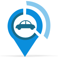 Vehicle Tracker ICON